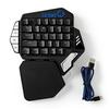 NEDIS  Single-Handed RGB Gaming Keyboard Image