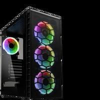 Falcon ORD155277 Refurbished PC, Intel i5 6500, Z170 MB, 240GB SSD, 1TB HDD, 4GB GTX 970, Windows 10, 12 Months Warranty