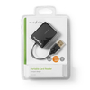 NEDIS  All-in-one memory card reader USB 2.0 Image