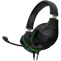 Kingston  Cloud Stinger Core Headset with in-line volume control for Xbox One, Black / Green