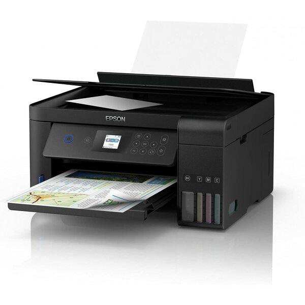 EPSON  EcoTank  A4 Print/Scan/Copy Wi-Fi Printer