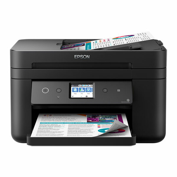EPSON  Epson WorkForce Colour Inkjet All-in-One Printer A4