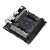 ASROCK  AMD Socket AM4 Mini ITX HDMI/DisplayPort USB 3.2 Gen1 M.2 WiFi Motherboard Image