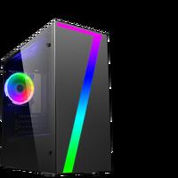 Falcon  Gaming PC, Intel I5 4690, ASUS 4GB GTX 1650, 8GB DDR3, 120Gb SSD, 500GB HDD, Windows 10 Pro