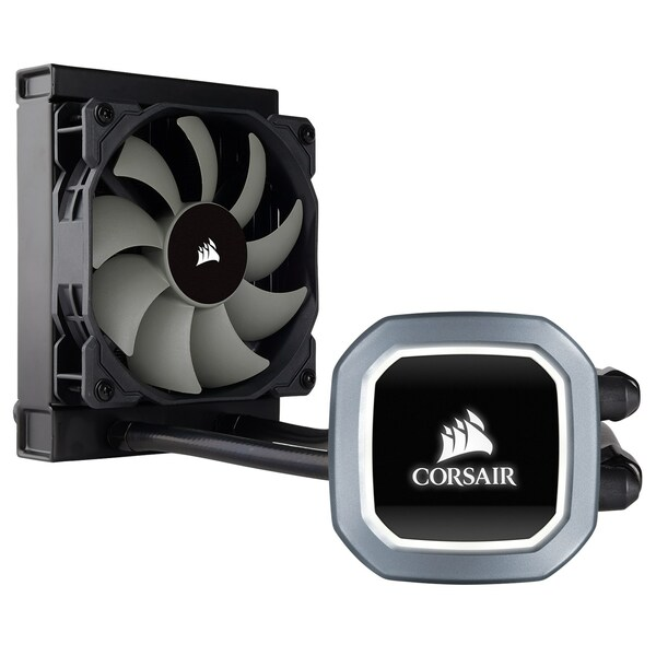 Corsair CW-9060036-WW H60 Liquid CPU Water Cooler - Retail Boxed - Special Offer