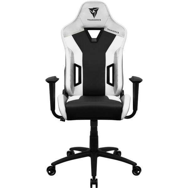 ThunderX3  TC5 Gaming Chair - White - Black