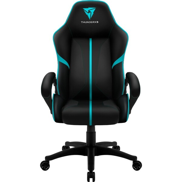 ThunderX3  BC1 Gaming Chair - Black / Cyan