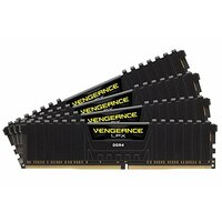 Corsair  64Gb Corsair Vengeance LPX Memory Kit (4 X 16Gb), DDR4, 3200Mhz, CL16, XMP