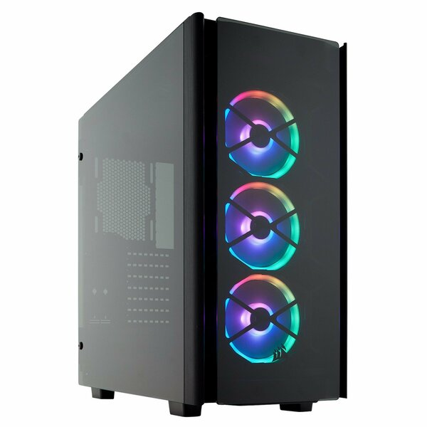Corsair  Obsidian 500D  RGB SE Gaming Tower Case - Black