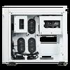 Corsair CC-9011137-WW 280X (RGB Edition) Crystal Tempered Glass Micro ATX PC Case - White Image