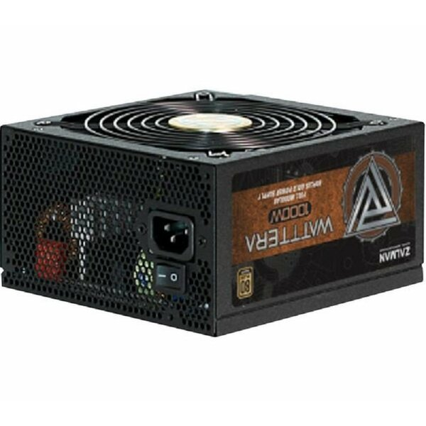 Zalman  1200W ATX Fully Modular Power Supply - Gold Rated