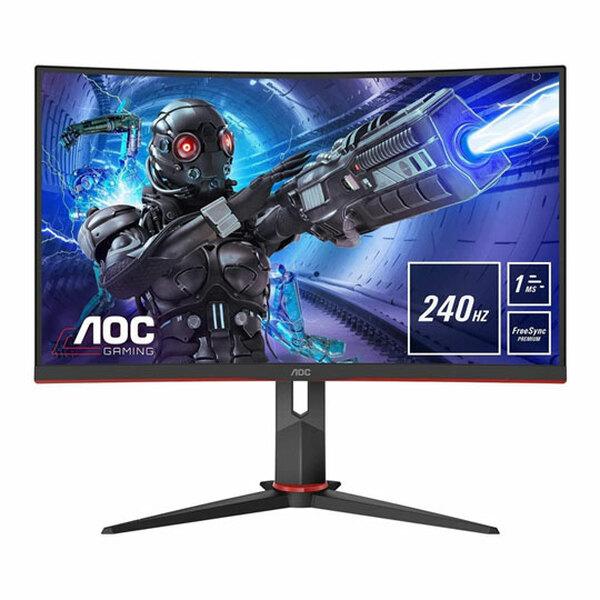 Aoc C32G2ZE/BK 31.5`` 240Hz FreeSync 1080P Premium Gaming Monitor - SPECIAL OFFER
