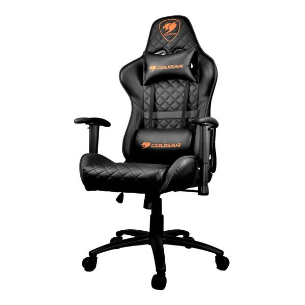Cougar  Cougar Armor One Gaming Chair (Black)