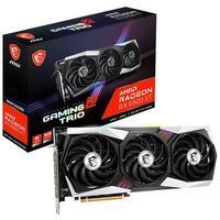 MSI  RX-6900-XT-GAMING-Z-TRIO MSI AMD Radeon RX 6900 XT GAMING X TRIO 16GB Graphics Card