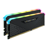 Corsair  16GB (2x8GB) Corsair DDR4 Vengeance RGB RS Black, PC4-28800 (3600), Non-EEC, Unbuffered, CAS 18, XMP 2.0, 1.35V Image