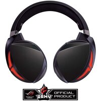 ASUS 90YH00Z1-B8UA00 ROG Strix Fusion 300 Wireless Gaming Headset with virtual 7.1 surround sound, 50mm Drivers