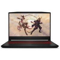 MSI  Katana GF66 Intel Core i5 8GB RAM 512GB SSD Nvidia RTX 3050 15.6`` Gaming Laptop
